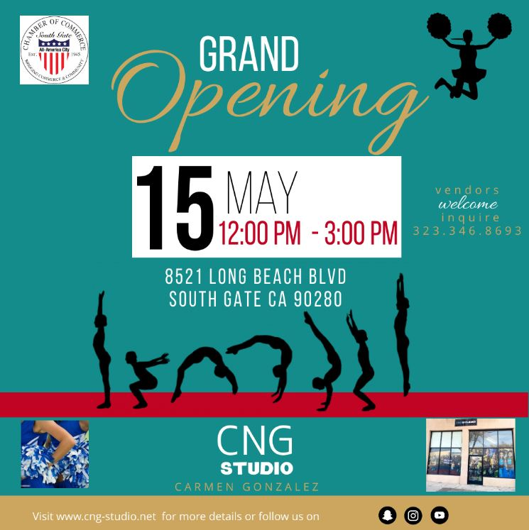 CNG Grand Opening